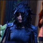 Lady Gaga passaro negro 02