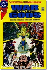 P00013 - War of the Gods #2