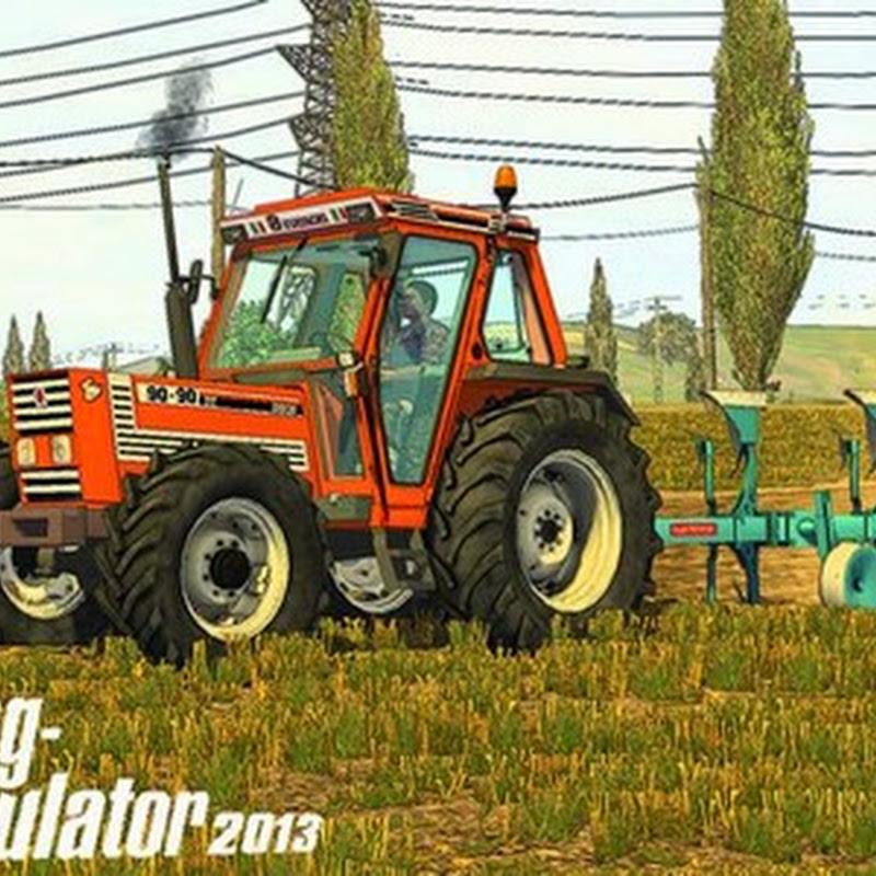 Farming simulator 2013 - FiatAgri 90 90 DT v 1.0