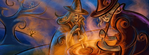 1. Brujas malvadas