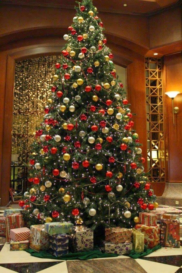 Incredible Christmas Tree Decorations 2015