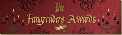 The Fangreaders Awards Gothic Banner