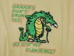 Older dragon