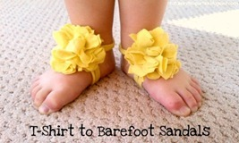 tshirt barefoot sandals[5]
