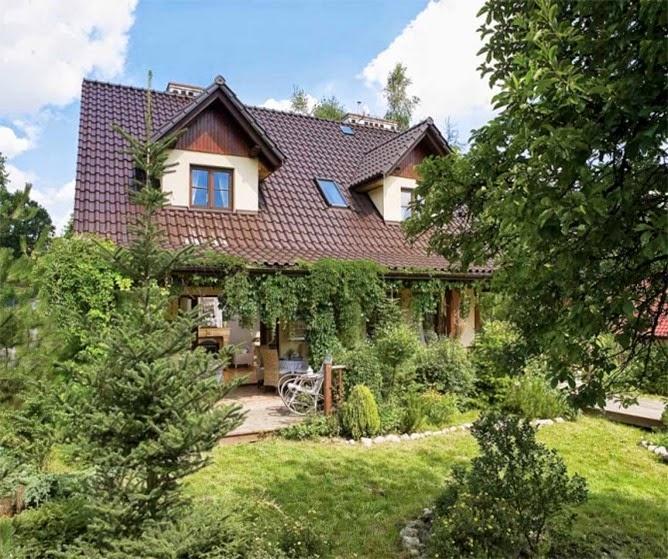 Una bellissima casa di campagna nelle vicinanze di Cracovia