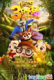 Ba Chú Heo Con Và Cây Đèn Thần - The Three Pigs and the Lamp