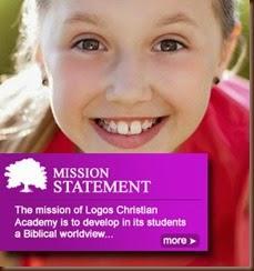 LogosChristianAcademyMissionStatement