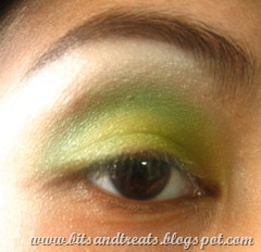 i dream of greenie swatch, by bitsandtreats
