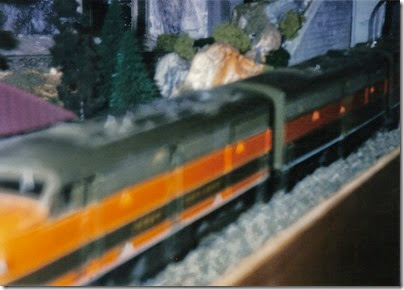 08 LK&R Layout at the Triangle Mall in November 1995