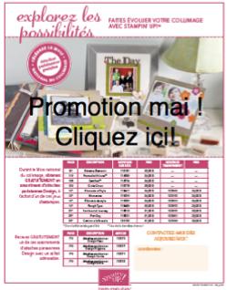 Promotion mai