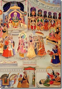 Sita's marriage