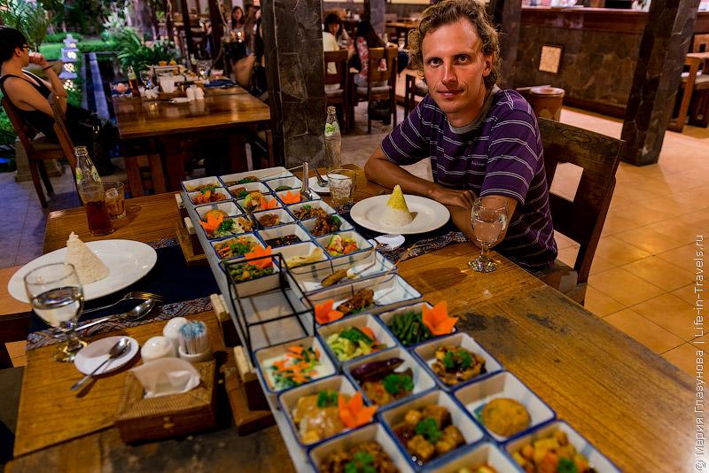 Индонезийская кухня в Star Anise