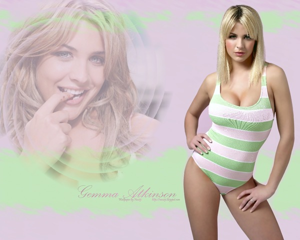 Gemma Atkinson 10