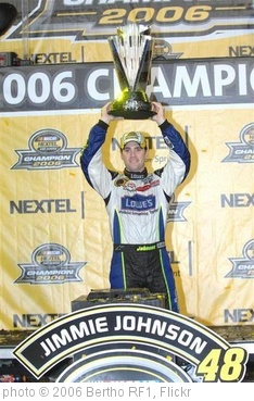 'Jimmie Johnson 2006' photo (c) 2006, Bertho RF1 - license: http://creativecommons.org/licenses/by-sa/2.0/