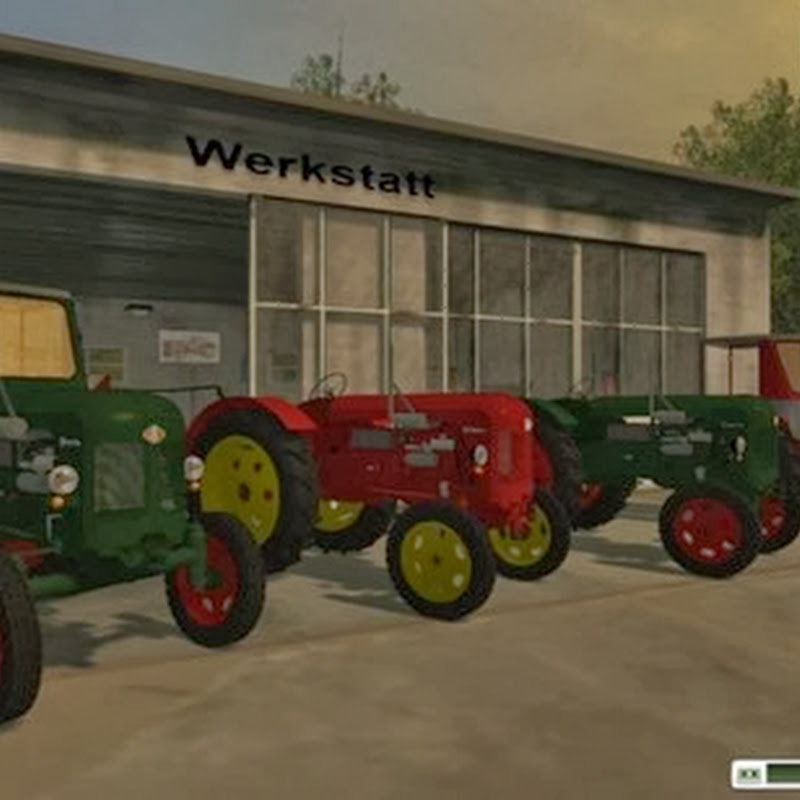 Farming simulator 2013 - Famuluspack v 1.0