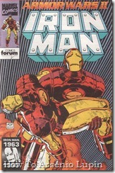 P00138 - El Invencible Iron Man #261