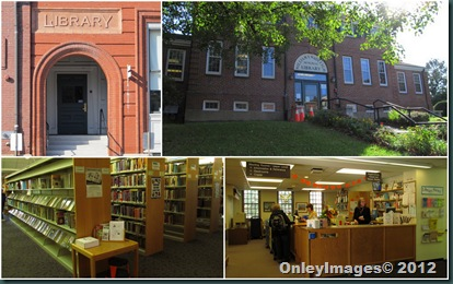 Milford NH Library