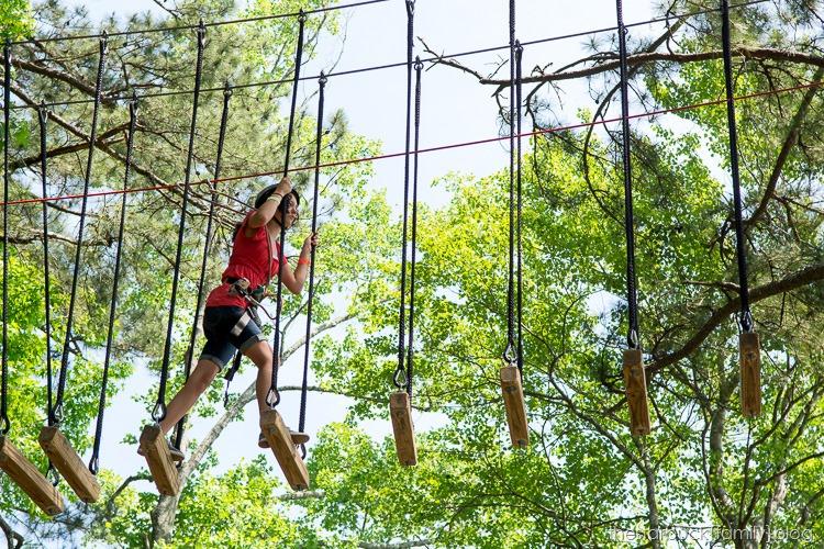Callaway Gardens Treetop adventure blog-20