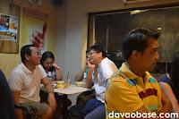 Cotabato Sugar's Meox Sampayan and Pacific Sugar alumnus Jay Ramirez