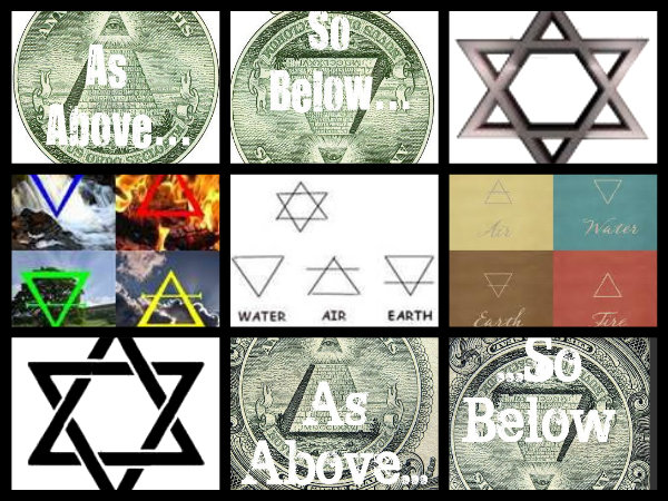 The Judeochristian Tradition A Star Of David The Original Symbol