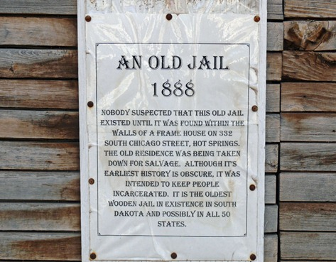 Jail Sign