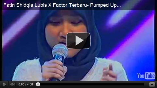 Video X Factor Terbaru Fatin Shidqia Lubis Pumped Up Kicks