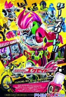 Siêu Nhân Ex-Aid - Kamen Rider Ex-Aid