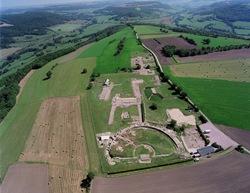 Villa galo romana de Alesia