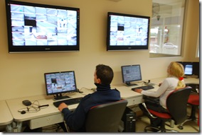 Sala de Videovigilancia Municipal