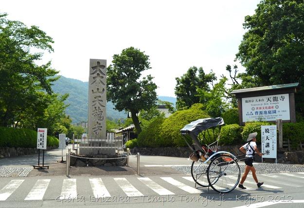 2 - Glória Ishizaka - Arashiyama e Sagano - Kyoto - 2012
