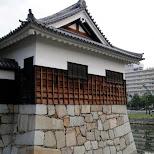 hiroshima castle in Hiroshima, Hirosima (Hiroshima), Japan
