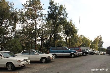 rizal park baguio city hall 2
