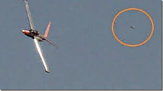Aviation pilots ufo.