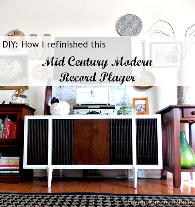 MCM Record Player tutorial1