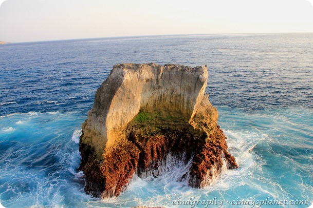 Nusa Ceningan-Wahana Cliff