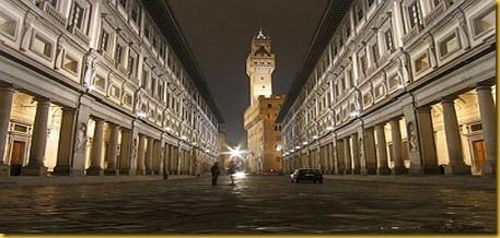 Firenze - Gli Uffizi 0