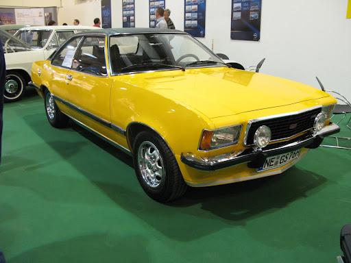 Opel Commodore B GS 1976