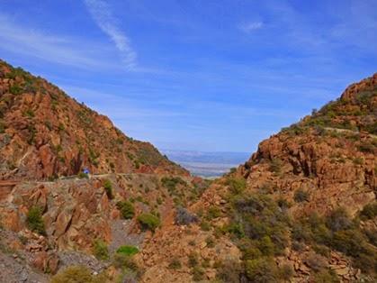 Drive to Jerome Arizona