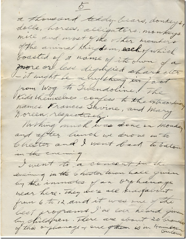 11 Nov 1917 5