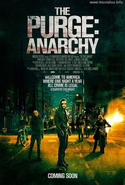 The Purge Anarchy 2014 HDRip READNFO x264 AC3-MiLLENi
