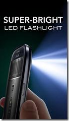 تطبيق الكشاف Super-Bright LED Flashlight لإضاءة نور الفلاش كالمصباح