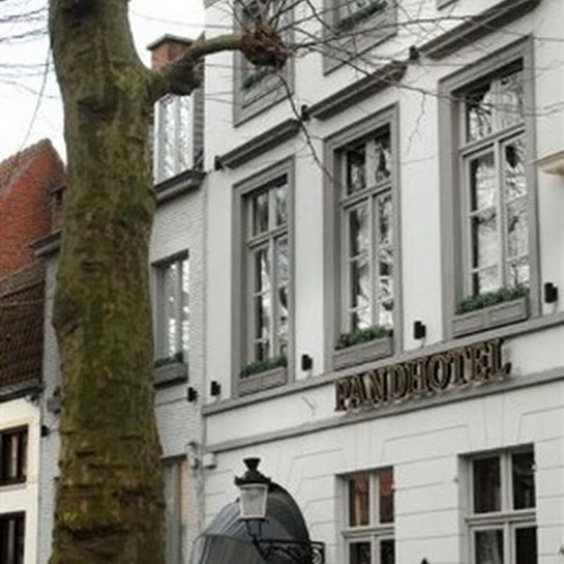 Charming and romantic Hotel in Bruges