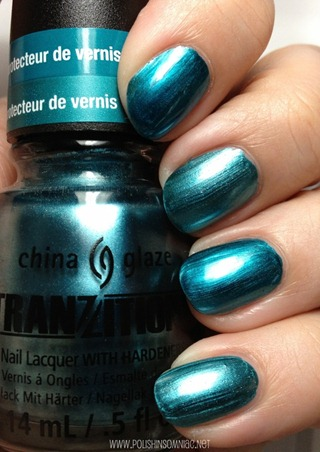 China Glaze Altered Reality