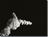 Historic Explosions in Cauliflower