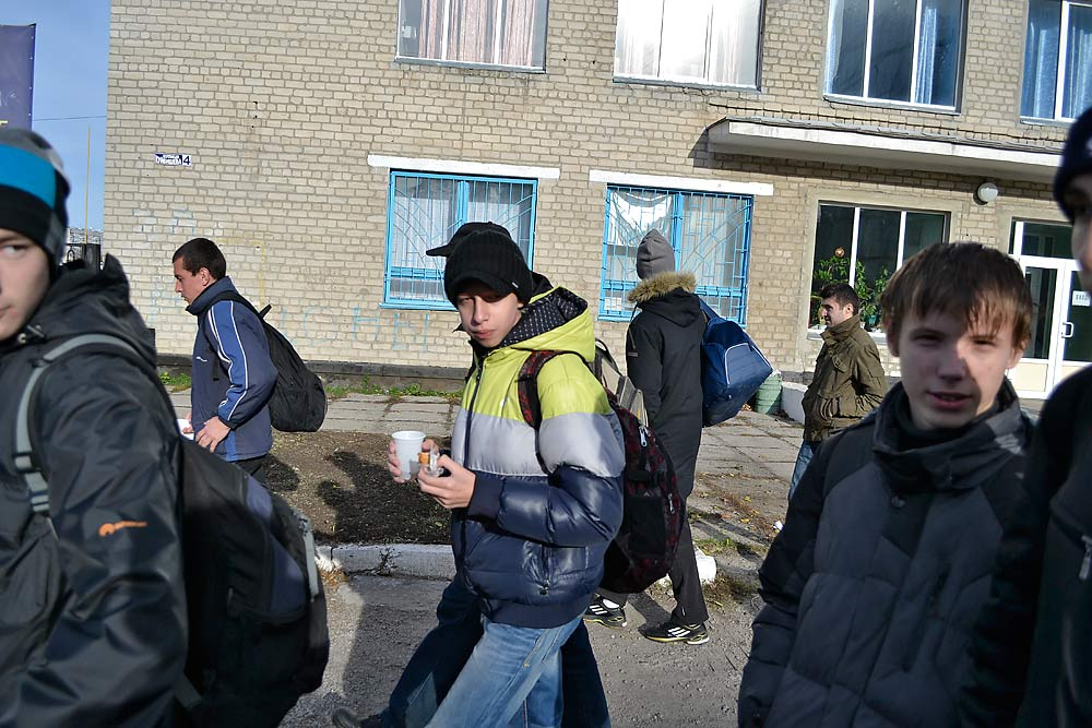 Пробег в Балаклее - 254