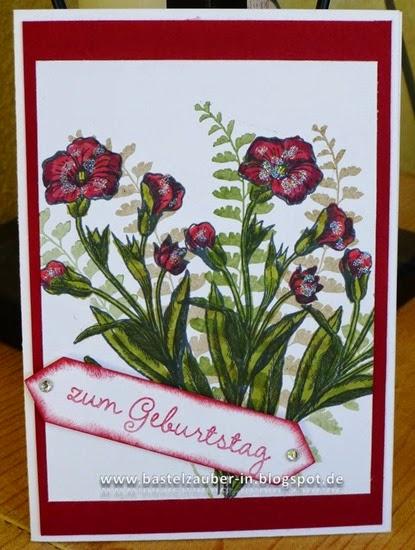 Blumenstrauß-fertig