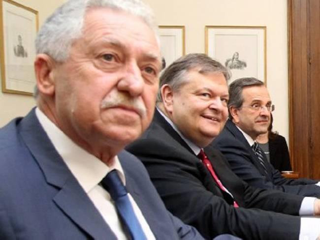 Συνεχίζονται οι διαβουλεύσεις για το σχηματισμό κυβέρνησης
