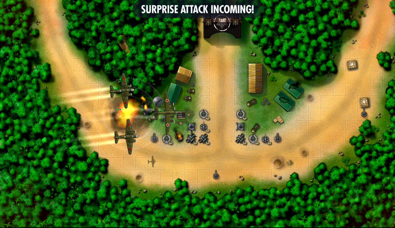 iBomber Defense Pacific Screenshot 15