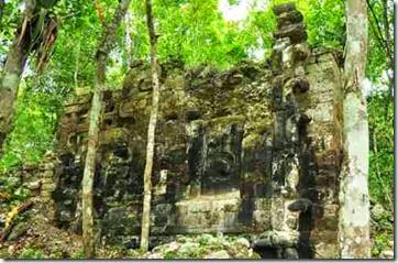 Novas descobertas maias