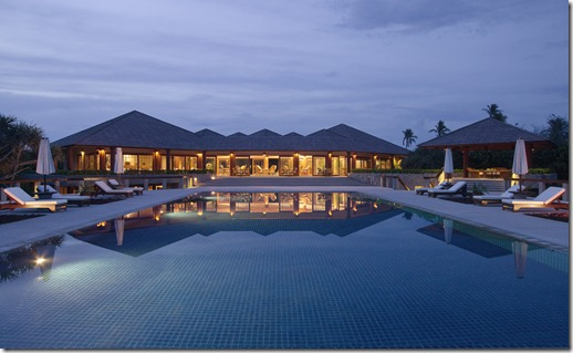 Amanpulo - Swimming Pool 2